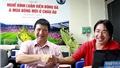 Giao lưu trực tuyến với BLV Quang Huy và nhà báo, BLV Anh Ngọc