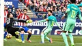 'Bức tường châu Âu' của Atletico đã sụp đổ