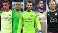 Man United 'chấm' 5 ứng viên thay thế De Gea