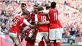 Thế hệ chưa dậy thì của Arsenal
