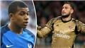 Real Madrid đạt thỏa thuận 'miệng' với Donnarumma và Mbappe