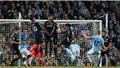 Man City 1-1 Everton: Rooney giúp Everton khiến Man City hòa trong thế 'toát mồ hôi'