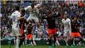 Real Madrid 2–1 Valencia: Ronaldo trượt 11m, Marcelo hóa người hùng, Real tạm chiếm ngôi đầu