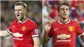 Tại sao Darmian được Mourinho tin dùng hơn Luke Shaw?