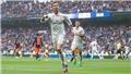 Ronaldo lập kỷ lục ghi bàn  ở các 6 giải VĐQG hàng đầu châu Âu