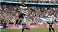 Tuyệt phẩm đánh đầu ngược của Harry Kane vào lưới Chelsea gây sốt
