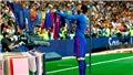Ảnh chế Messi biến Bernabeu thành sân phơi quần áo khiến fan Real Madrid giận phát điên