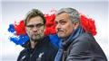 Juergen Klopp đại chiến Jose Mourinho: Lịch sử đứng về người Đức