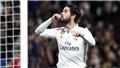 Isco sẽ sớm sánh vai Ronaldo và Messi
