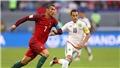 Ronaldo và những tranh cãi xung quanh danh hiệu 'Cầu thủ hay nhất trận Bồ Đào Nha - Mexico'