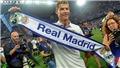 Choáng ngợp với hình ảnh Real Madrid đăng quang, Ronaldo ăn mừng đầy cảm xúc