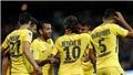 Ngày Barca thua đau Real Madrid, Neymar rạng rỡ với bàn thắng đầu tiên cho PSG