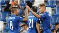 Video clip highlights bàn thắng trận Italy 1-0 Israel