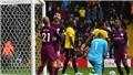 ĐIỂM NHẤN Watford 0-6 Man City: 'Song sát' Aguero - Jesus thật khủng khiếp. De Bruyne quá hay