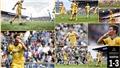 Video clip highlights bàn thắng trận Sassuolo 1-3 Juventus