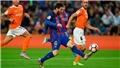 ĐIỂM NHẤN Barcelona 7-1 Osasuna: Messi đã siêu phàm lại độc đáo. Ngày thăng hoa của Gomes và Alcacer