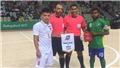 AIMAG 2017: Futsal Việt Nam vượt qua Solomon Island