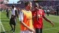 CHUYỂN NHƯỢNG M.U ngày 25/7: Bale gửi thông điệp tới Lukaku. Xác định tương lai Young và Mata