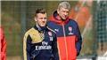 Arsenal sốc nặng trước đề nghị 'điên rồ' của đội bóng Italy cho Jack Wilshere
