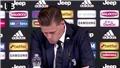 Fan Arsenal đau lòng khi Szczesny chực khóc trong ngày ra mắt Juventus