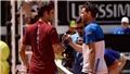 TENNIS 26/7: Sharapova mong được thi đấu tại US Open. Dominic Thiem thừa nhận hay xem Federer hàng giờ liền