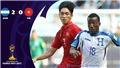 'U20 Việt Nam thiếu miếng tấn công sắc sảo'