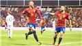 Video clip highlights bàn thắng trận Tây Ban Nha 3-0 Albania