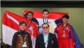 HLV Trương Minh Sang: 'Chúng ta sẽ bị đối thủ vượt qua nếu hài lòng với chính mình'