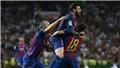 Tuyệt phẩm của Messi được ghi khi máu trên miệng vừa ngừng chảy