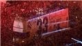 Real Madrid hân hoan trong bữa tiệc mừng công bên quảng trường Cibeles