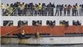 Hàn Quốc bắt đầu trục vớt phà Sewol 3 năm sau thảm họa