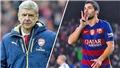 HLV Wenger vẫn TIẾC vì để vuột mất Suarez vào tay Barcelona