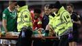 Sao Premier League gãy chân kinh hoàng tại vòng loại World Cup 2018