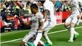 Bàn mở tỷ số của Casemiro vào lưới Barcelona không việt vị vẫn gây tranh cãi
