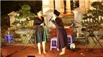 Nghệ sĩ nổi tiếng Hàn Quốc 'ngẫu hứng' với Xẩm, nhớ bu Cầu
