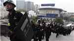 Cứ 1 cảnh sát kèm 3 CĐV trong trận thắng lịch sử của Trung Quốc trước Hàn Quốc