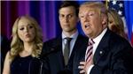 Con rể Tổng thống Trump sắp được trao quyền 'khủng'
