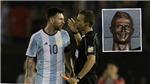 Tâm thư Messi gửi FIFA: 'Tôi chỉ chửi Higuain. Ronaldo còn xấu hơn bức tượng ở Madeira'