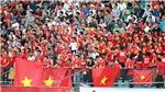 Chủ tịch Hội CĐV bóng đá Việt Nam Trần Hữu Nghĩa: 'Hãy thổi ngọn lửa tình yêu bóng đá cho khán giả'