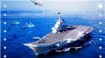 Hải quân Trung Quốc khoe sức mạnh bằng màn photoshop thảm họa