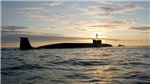 Hải quân Nga sẽ có tàu ngầm hạt nhân 'siêu cá mập' trang bị tên lửa hành trình