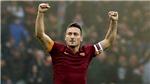 Totti có thể tiếp tục sự nghiệp sau khi chia tay Roma
