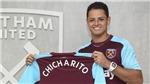 Chicharito CHÍNH THỨC trở lại Premier League, sẽ đá trận ra mắt với... Man United