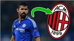 CHUYỂN NHƯỢNG 28/7: Milan xác nhận hỏi mua Diego Costa. Liverpool chi 70 triệu mua Keita