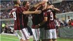 Video clip highlights bàn thắng trận AC Milan 6-0 Shkendija