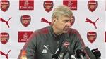 Wenger gọi lịch thi đấu là 'tàn nhẫn', Pulis ám chỉ trọng tài thiên vị Arsenal
