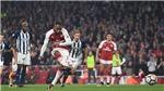 Video clip highlights bàn thắng trận Arsenal 2-0 West Brom