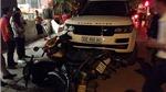 Bắt kẻ trộm Range Rover Autobiography gây tai nạn liên hoàn ở Hà Nội