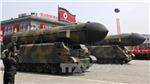 Tên lửa tầm trung của Triều Tiên bị vỡ sau vài phút phóng lên
