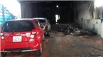 13 người nhập viện trong vụ cháy khách sạn ở Bình Thuận